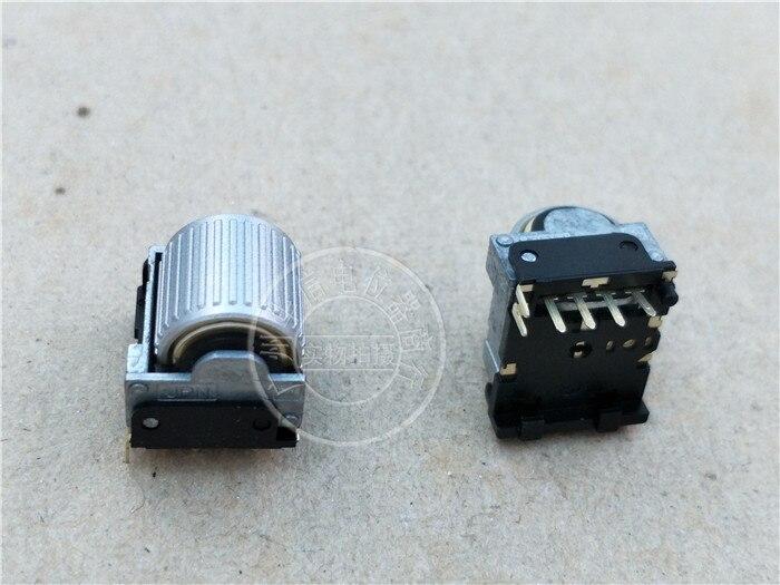 10 шт для японский шифратор с колеса с кнопочный переключатель 6 футов EVQWGD001 переключатель