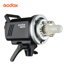 Godox MS200 200W or MS300 300W Monolight Studio Flash 2.4G Built-in Wireless Receiver Bowens Mount Studio Flash
