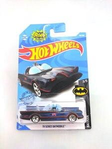 2019 горячие колеса 1 64 Автомобиль AUDI BATMOBILE HONDA FORT CHEVY металлическая литая под давлением модель автомобиля детские игрушки