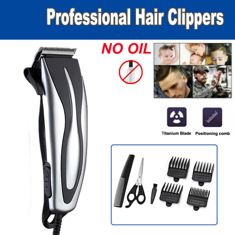 Men's Electric Hair Clippers Rechargeable Clippers Adult Razors Professional Trimmers Corner Razor Hairdresse Hair Trimmers