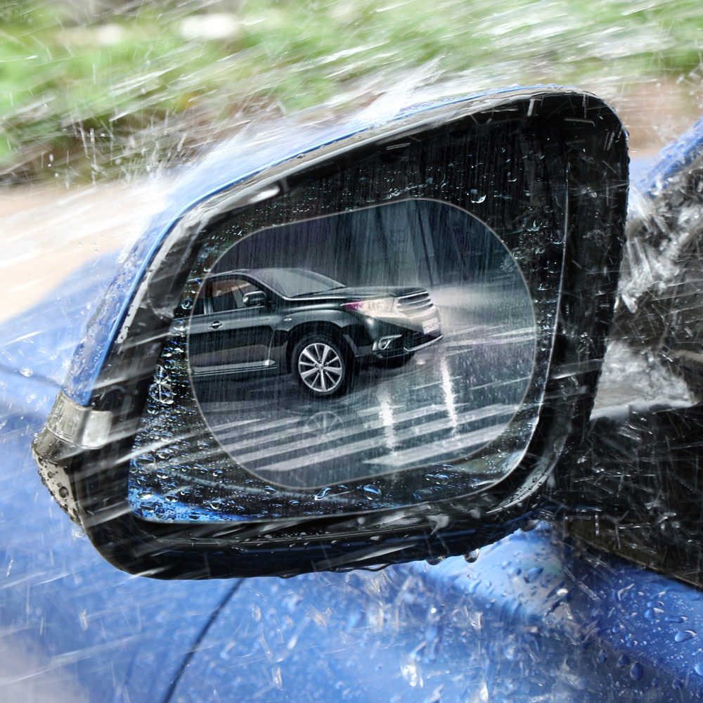 Зеркальная защитная пленка заднего вида для Ford Ranger C-Max S-Max Focus Galaxy Mondeo Transit Tourneo на заказ