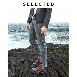 Image 3 - 選択された男性のスリムフィットストレッチ綿グレージーンズラボ
