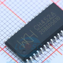 Патч новый оригинальный CH452A SOP28 цифровой трубчатый драйвер дисплея и чип управления сканированием клавиатуры