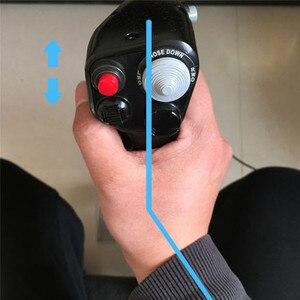 Image 3 - 10センチメートル/15センチメートル/20センチメートル交換延長ロッドジョイスティックためthrustmasterイボイノシシジョイスティック部品アクセサリー