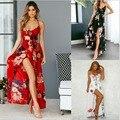 2021 Европа и США длинная юбка с принтом большой платье международная торговля Горячая Mai женские hemia стиль