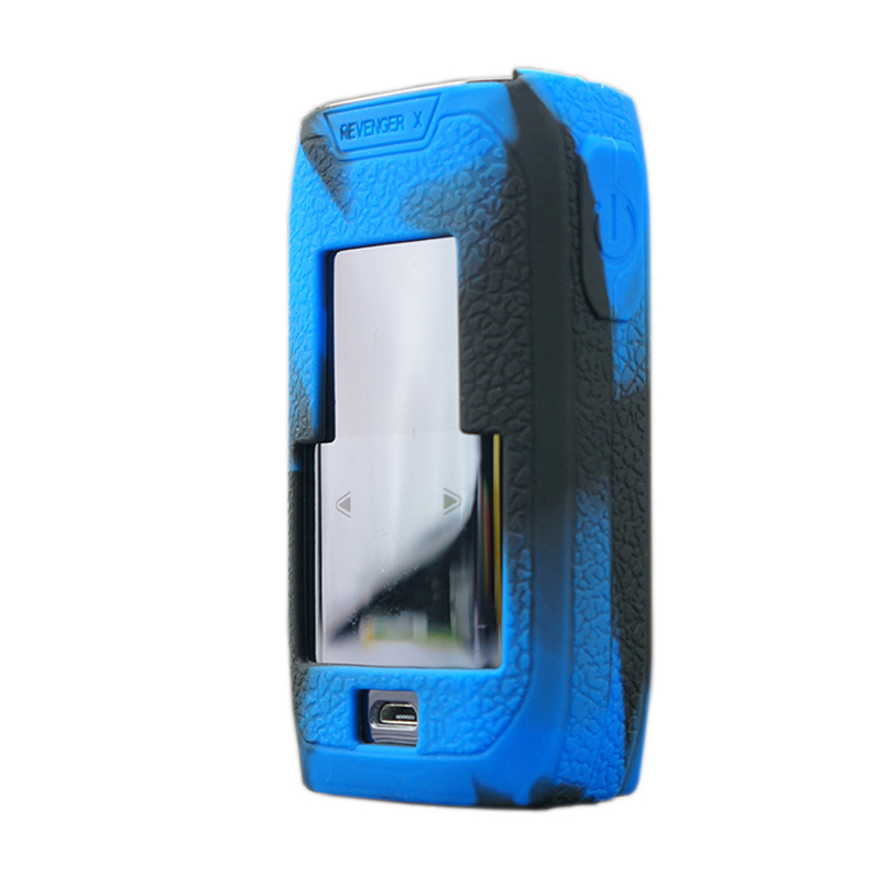 Vaporesso Revenger X 220W Case Rubber Silicone Cover Skin Sleeve Gel The Electronic Cigarette Aporesso Revenger X 220 W Box Mod