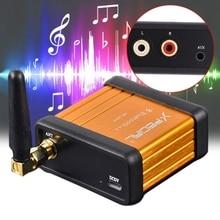 FMUSER HIFI беспроводной Bluetooth V4.2 стерео аудио приемник адаптер усилитель плата музыкальный динамик плеер изменить APTX CSR64215