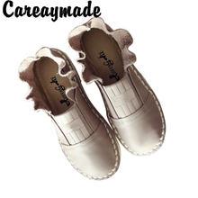 Careaymade 2021 новая весенняя женская обувь в ретро стиле милые