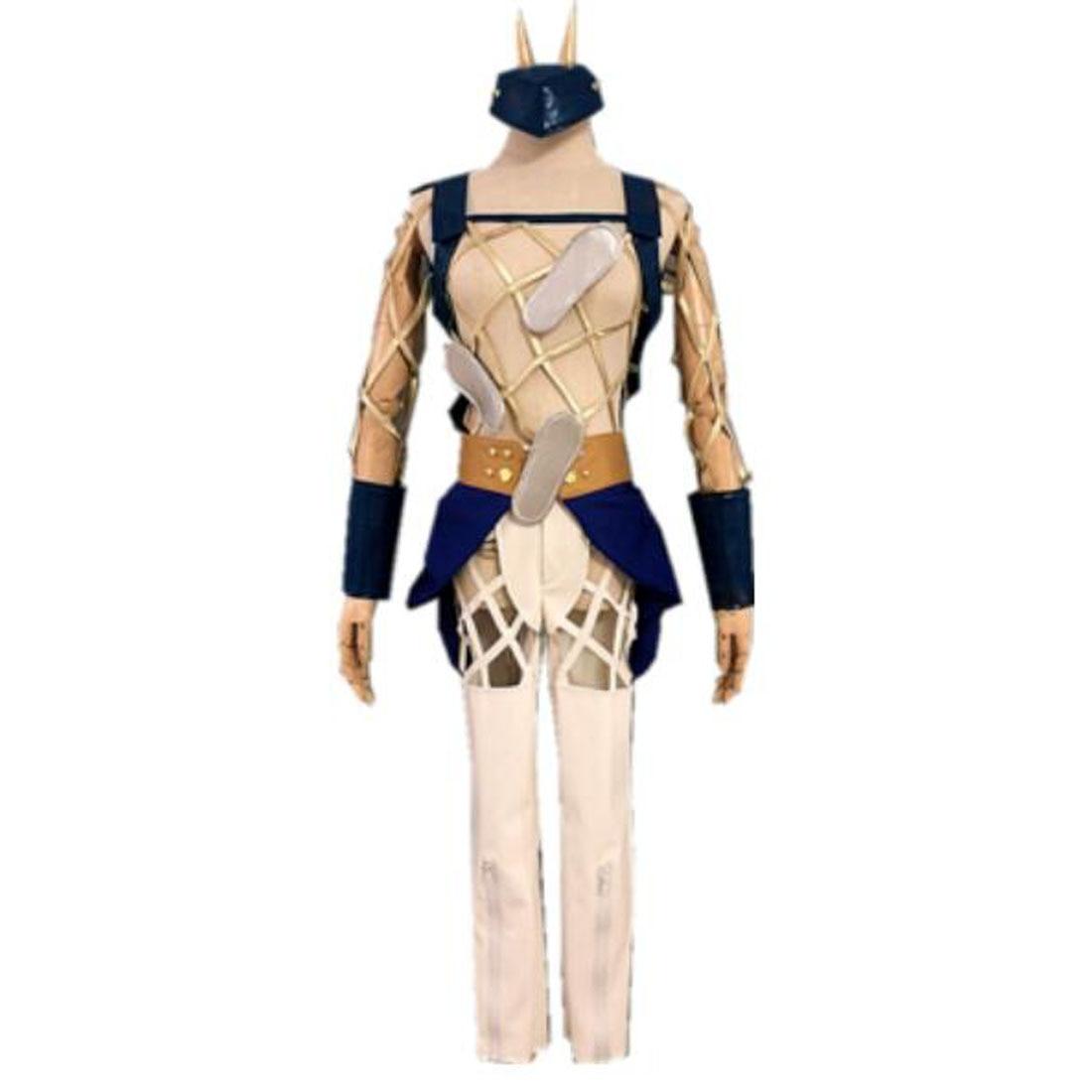 2020 JoJo's Bizarre Adventure Cosplay Narciso Anasui Cos Halloween Party Cosplay Costume Custom Made Any Size