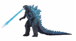 NECA Gojira 2019 атомный взрыв 18 см ПВХ фигурка Коллекционная модель игрушки