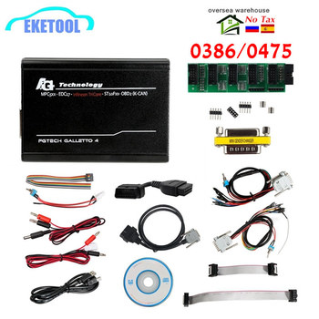 FGTECH Galletto 4 Master V54 FW 0475 EU Latest Version Auto ECU Chip Tuning Programmer FG TECH Unlock Version Multi-Language 1