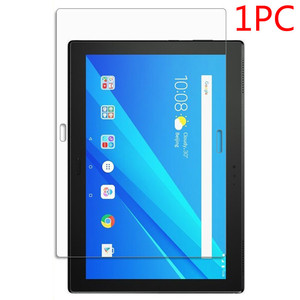 Tempered Glass Screen Protector for Lenovo Tab 4 10 Plus M10 Plus TB-X605F X606 E10 TB-X104F P10 TB-X705F 10.1 E8 8304F E7 7104F