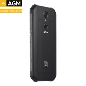 Image 2 - AGM A9 Rugged Android Smart Phone 4GB 64GB 5.99 Inch 18:9  Waterproof 5400mAh Mobile Phone IP68 Octa Core Dual SIM NFC