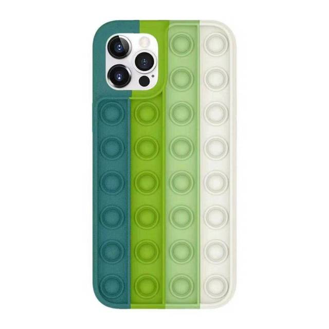 Pop Fidget Bubble Silicone Phone Case For iPhone - For iphone 6 6S, 1699-C-1
