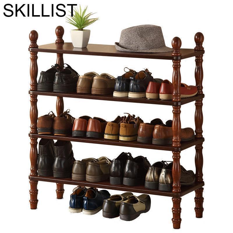 La Casa Sapateira Hogar Chaussure Meuble Armario Vintage Furniture Organizer Mueble Zapatero Organizador De Zapato Shoe Storage