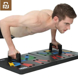Image 1 - Original mijia Yunmai Protable Push up Support Board Training System Power Press for xiaomi home Push Up Stands Exercise Tool