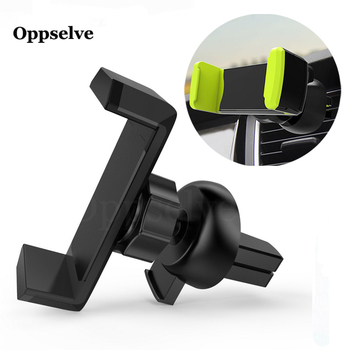 Car Phone Holder For iPhone 12 11 XS X 8 7 Sumsung S20 S10 S9 360 Adjustable Mobile Phone Holder Stand Air Vent Phone Holder Car image