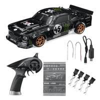 HBX-coche a Control remoto 2188A 1/18 2,4G 4WD, coche de carreras todoterreno a Control remoto
