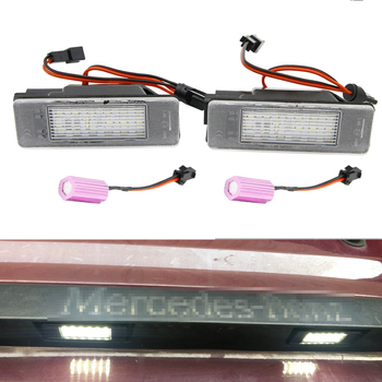 luftfederung luftfeder for mercedes vito viano w639 w638 6383280701rear air spring suspension shock a6383280601 l r pair 2Pcs Error Free LED License Number Plate Light Lamp for For Mercedes Benz Sprinter 906 / Viano W639 / Vito W639