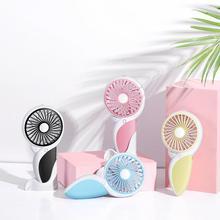 Милый дятел Стиль настольный usb-вентилятор электрический настольный вентилятор охлаждающий вентилятор охладитель пластиковый кондиционер вентилятор кондиционер