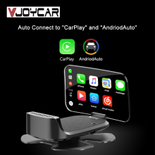 Vjoycar Neue C6 Auto HUD Navigation Head Up Display Unterstützung Carplay Android Auto Speed Projekt Google Karte Universal für Alle autos