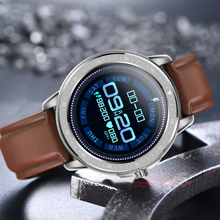 CF19 Men Smart Watch 1.3 HD Heart Rate Blood Pressure Monitor 23 Sport Modes Fitness Tracker Smartwatch For iOS Android