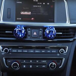 Image 5 - 新クリエイティブブルドッグ芳香剤車の香水車の装飾オートgeurクリップブルドッグ香りパルファムボアチュールカーディフューザー