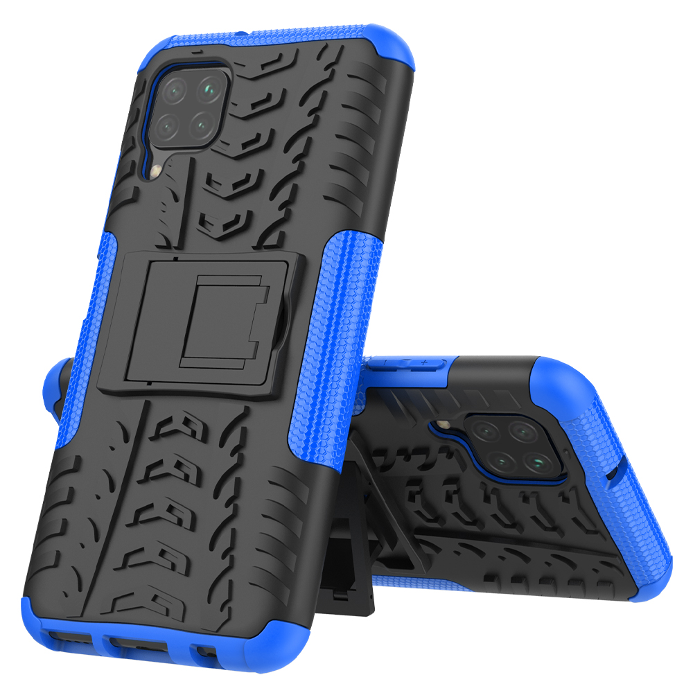 Case On For Huawei P40 Lite Case Bumper Rugged Silicone Armor Shockproof Hard Cover For Huawei P40 Lite