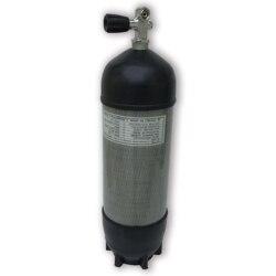 Acecare 9LCE 300Bar Gas Cilinder Hoge Druk Lucht Fles Met Rubber Klep Pcp Duiken Tank Airforce Condor Underwate Rifle 2019