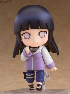 Image 2 - 10cm Mini Cute Anime Character Naruto Shippuden 879 Hinata Hyuga Changeable Ver. PVC Action Figure Collection Model Cartoon Toys