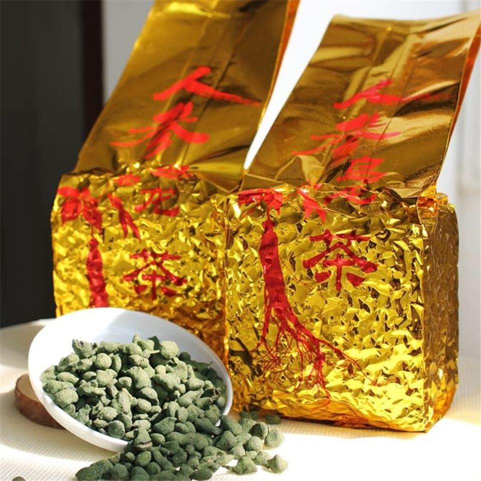 250g Taiwan High Moutains GinSeng Oolong tea Natural green organic LanGuiRen tea Weight Loss Tea