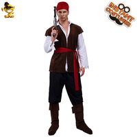 Pirate Costumes Halloween Party Cosplay Adult Halloween Cosplay Male Pirate Costume