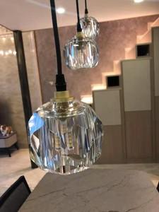 Image 3 - Fss Modern Luxury Crystal Chandelier Lighting LED Light For Living Room Dining Room Bedroom Indoor Light Fixtures Hanging Lamp