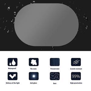 Image 4 - Auto Specchietto retrovisore Accessori Auto Decorazione di Interni Anti Fog Membrana Impermeabile Antipioggia Finestra Pellicola Protettiva 2pcs