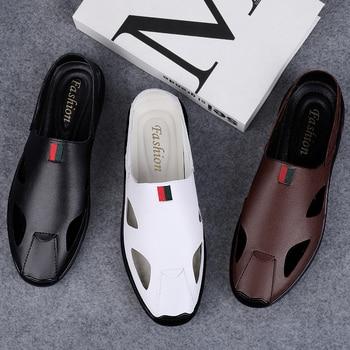 Unisex Korean Style Sandals