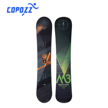 Base Snowboard COPOZZ for Skiing Beginner Advanced Directional Flite Premium-Design 145-163cm
