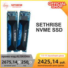 sethrise Internal SSD M2 nvme hard disk 256G/512G/1T solid state drive pci-e 3.0x4 for desktop and laptop