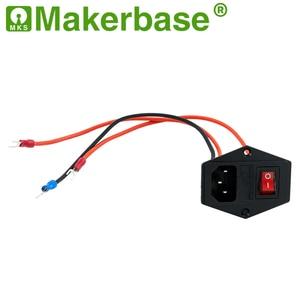 Image 5 - Makerbase MKS PWC مراقبة الطاقة السيارات انقطاع التيار المستمر للعب وحدة تلقائيا إيقاف السلطة كشف ثلاثية الأبعاد أجزاء الطابعة