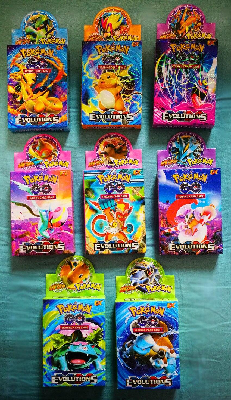 33 шт. TAKARA TOMY Pet Pokemon Cards новейший стиль в Pokemon Card игрушка для детей