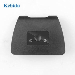 Image 1 - Przełącznik HDMI KEBIDU przełącznik 2 porty dwukierunkowy rozdzielacz HDMI 1x2 / 2x1 4K obsługuje Ultra HD 1080P HDCP do projektora HDTV