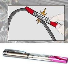 Auto zapłon samochodu Tester motoryzacja wskaźnik Spark przenośne wtyczki przewody cewki diagnostyczne narzędzia Pen Test