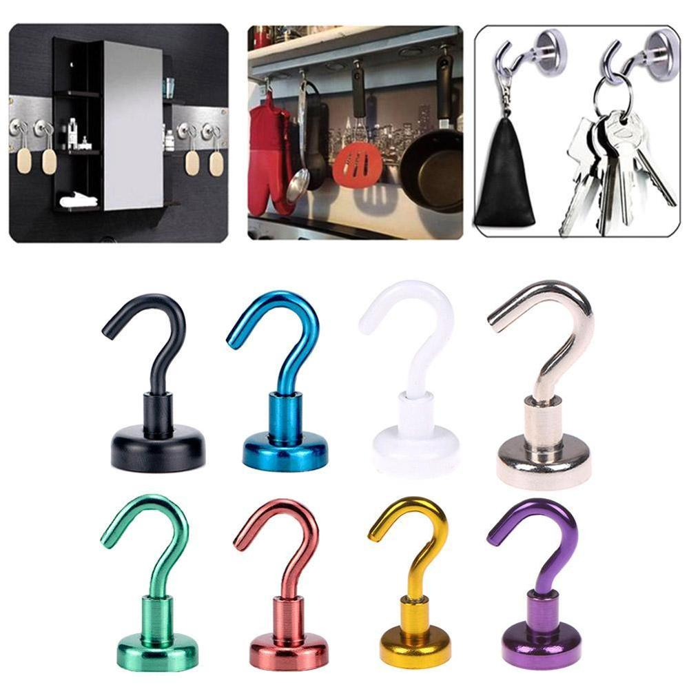 Magnet Strongest Rare Earth Neodymium Magnetic Hanging Hook Holder Fashion Dropshiping And Wholesale Available