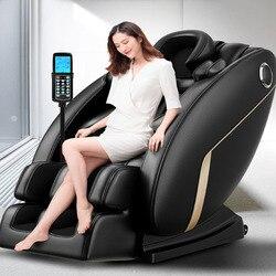 Luxe Massage Stoel Huishoudelijke Full Body Automatische Massager Multifunctionele Massage Stoel Muziek Massage Stoel Massage Bank