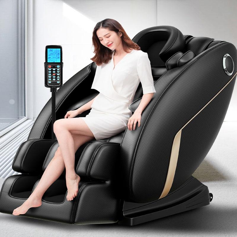 Luxury Massage Chair Household Full Body Automatic Massager Multifunction Massage Chair Music Massage Chair Massage Sofa