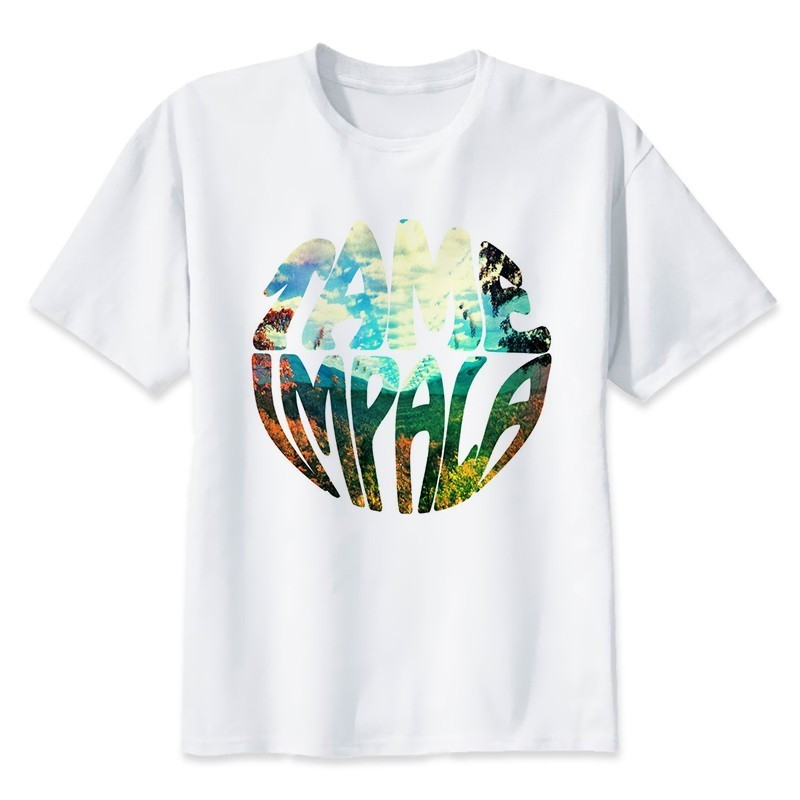 2020 Tshirt Tame Impala Men T Shirt Anime Tee Shirt 2020 Summer Short Sleeve Comfortable Band Tame Impala Women T Shirt