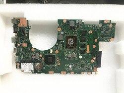 X502CA для ASUS X502CA X402CA X402C X502C материнская плата 4GB-RAM 1007 CPU