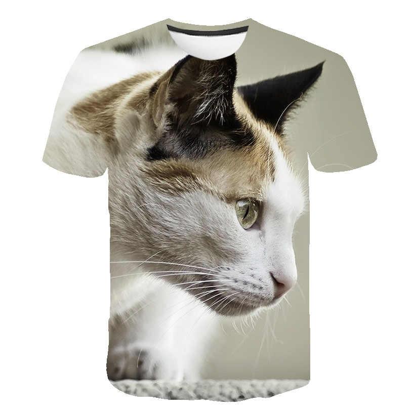 Neue 3D T hemd Männer 2020 Sommer Tier Muster Kurzarm T khabib nurmagomedov t hemd männer t-shirt slim fit nach 3D T-shirt