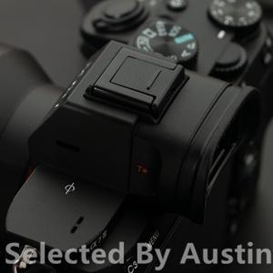 Image 3 - Camera Skin Guard Decal Protector Matte Black For Sony A7R4 7R VI A9M2 alpha 9 II Anti scratch Wrap Film Sticker Cover