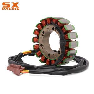 Image 1 - Motorcycle Magneto Generator Alternator Engine Charging Stator Coil For Aprilia ETV1000 ETV 1000 CAPONORD ABS RSV 1000R R 01 09