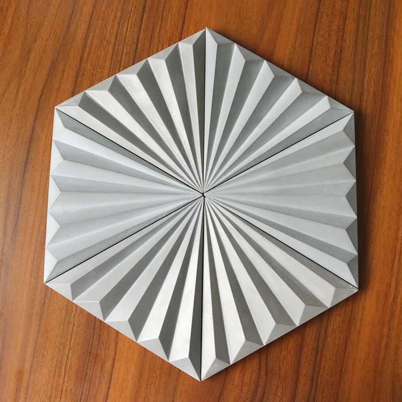 Sales Promotion Of 3D Wall Brick And Floor Brick Mould Cement Concrete Gypsum Silicone Mold